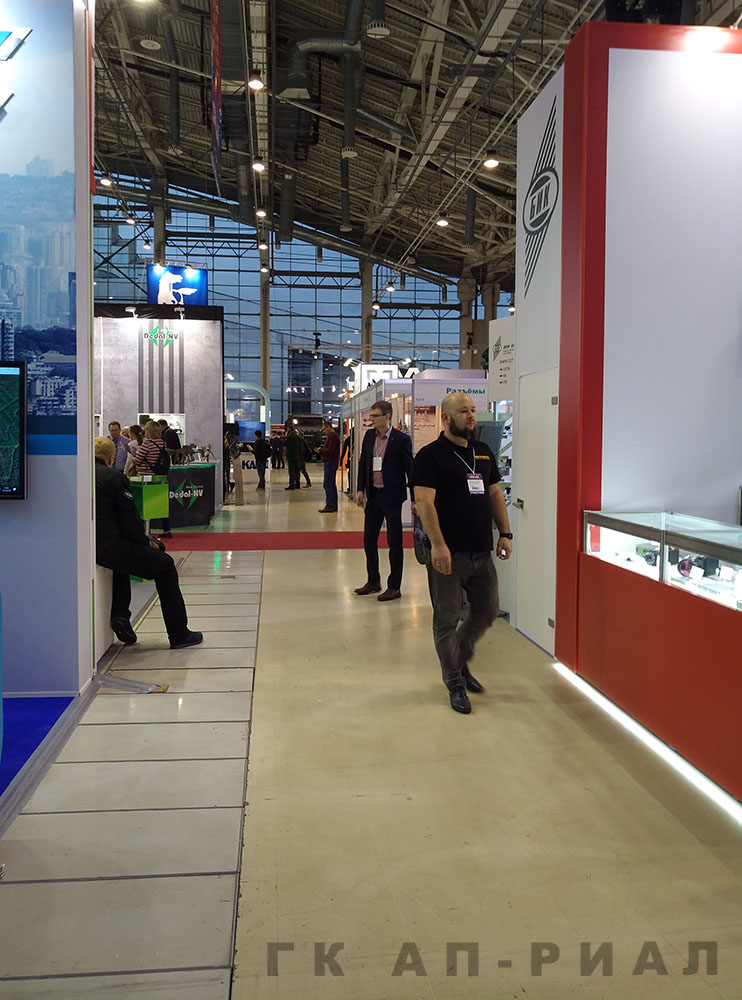 Фото с выставки по информационной безопасности 15